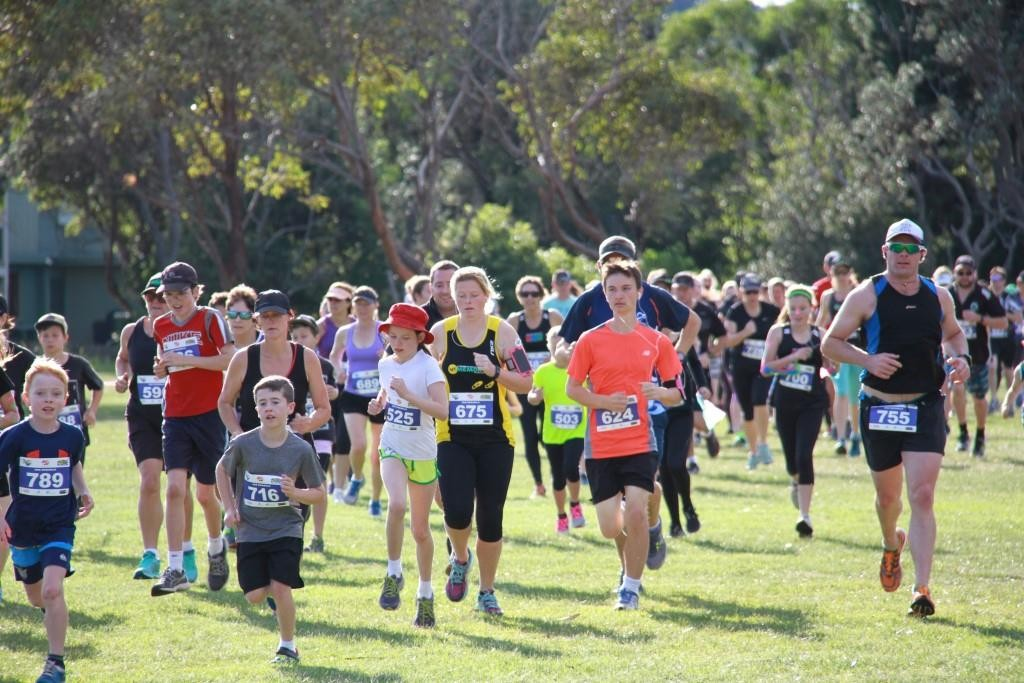 2016 Merimbula Fun Run - Angi High Photography